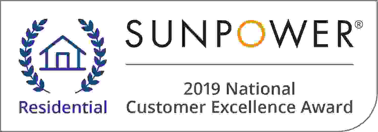 2019 National Customer Excellence Award